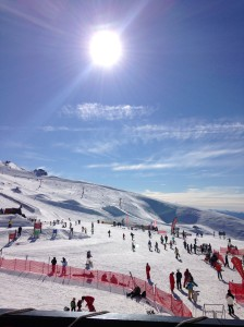 Cardrona skifield
